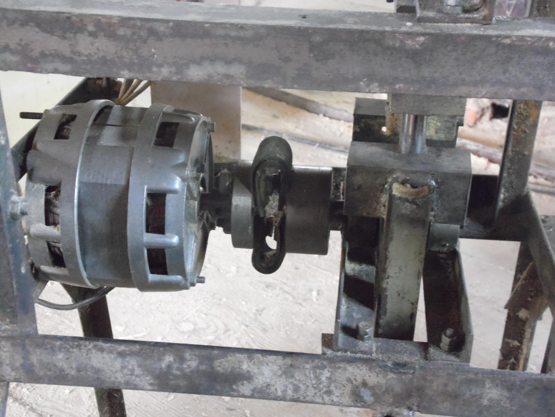 Токарный станок из мотора от стиральной машины своими руками 47