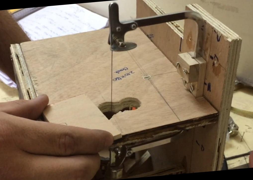 Как сделать ящик для лобзика своими руками 16