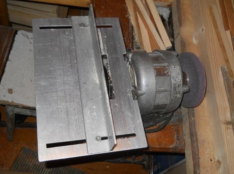 Токарный станок из мотора от стиральной машины своими руками 9